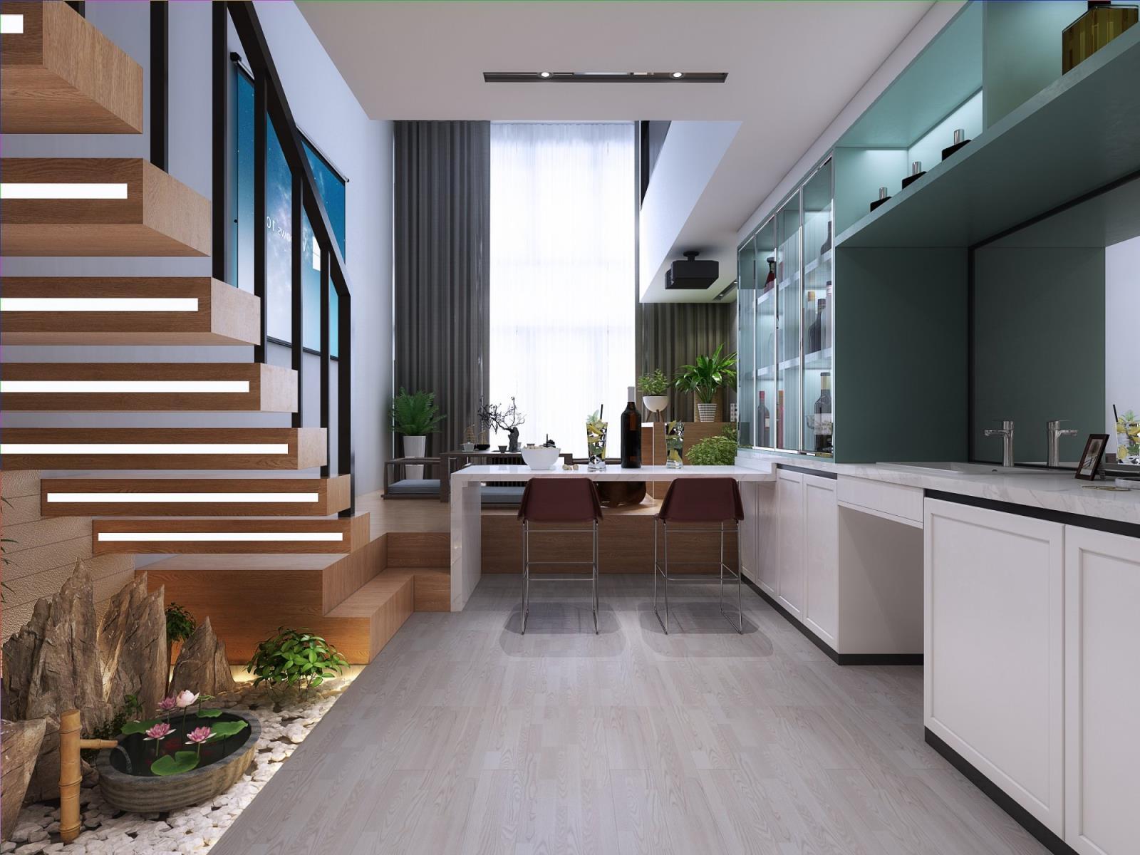 星健中心公寓设计